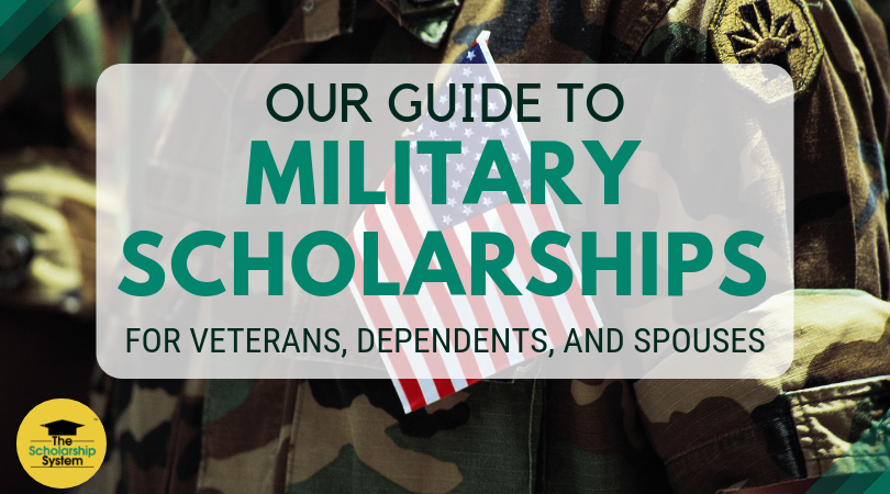 Our Guide to Armed Force Scholarships for Veterans, Dependents, and Partners