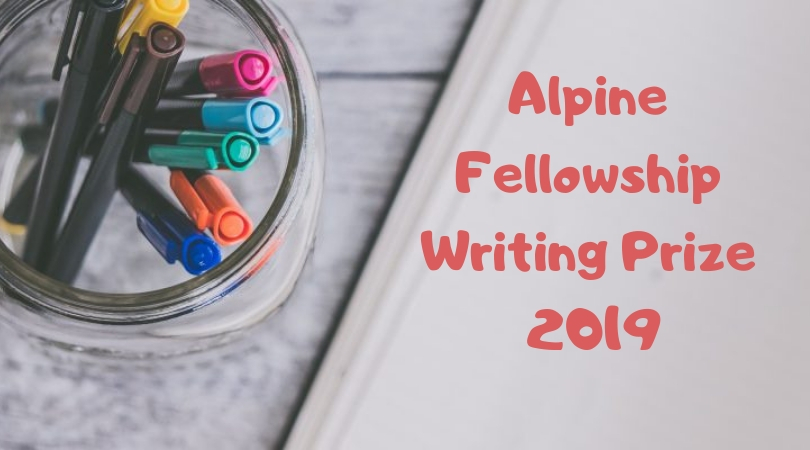 Require Applications: Alpine Fellowship Composing Reward 2019 (Approximately ₤15,000)