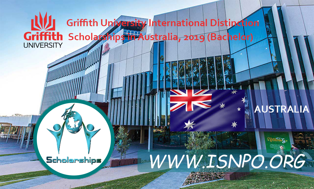 Griffith University International Difference Scholarships in Australia, 2019 (Bachelor)