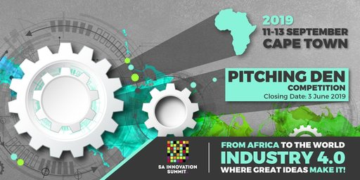 SA Development Top Pitching Den competitors 2019 for early-stage start-ups