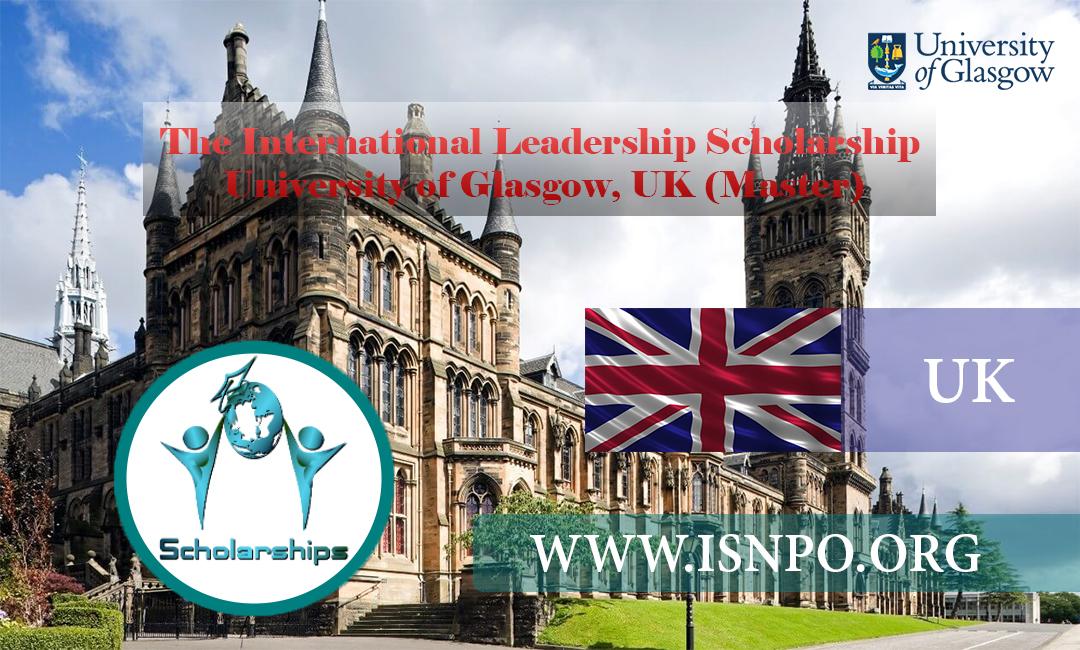 The International Management Scholarship University of Glasgow, UK