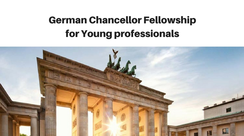 Alexander von Humboldt Structure's German Chancellor Fellowship Program 2019 for Young specialists (Fully-funded)