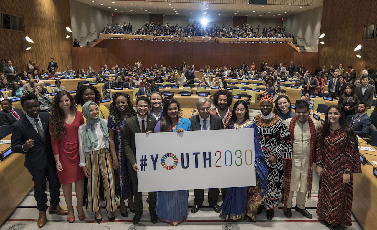 UNOOSA Area for Youth Competitors 2019 for Trainees and Young Experts