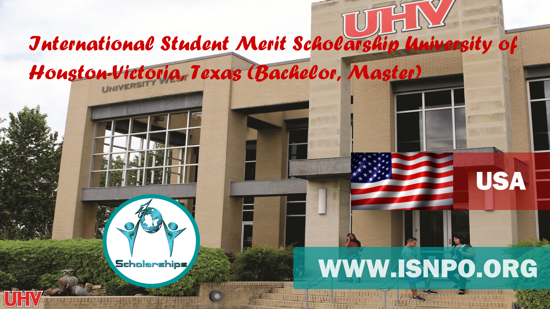 International Trainee Benefit Scholarship University of Houston-Victoria, Texas
