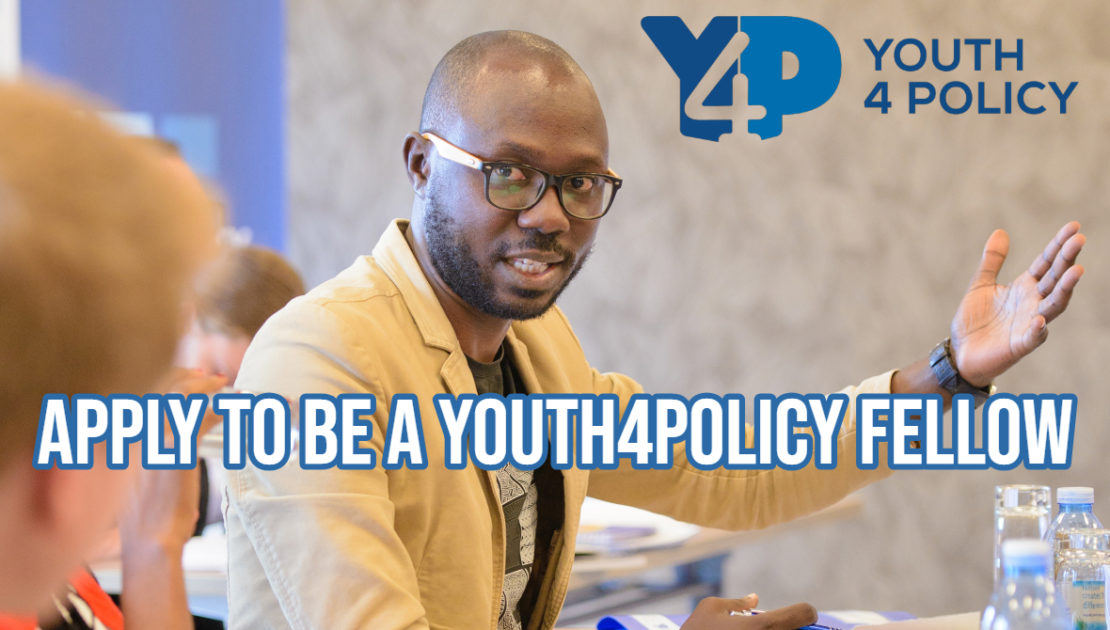 Youth4Policy (Y4P) Fellowship Program 2019 for Young Rwandans