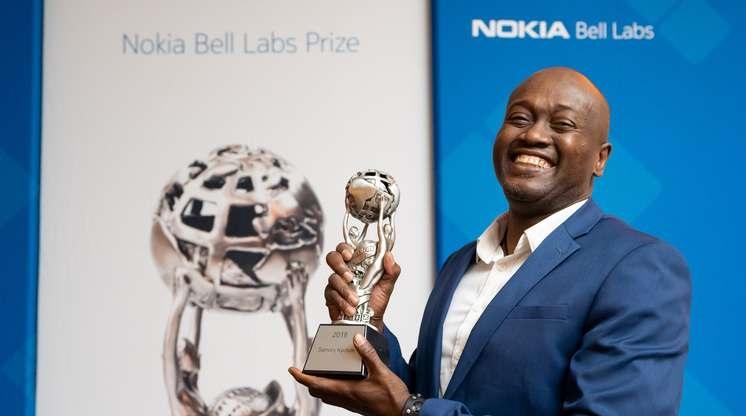 Nokia Bell Labs Reward 2019 for Innovators (Approximately $100,000 reward)