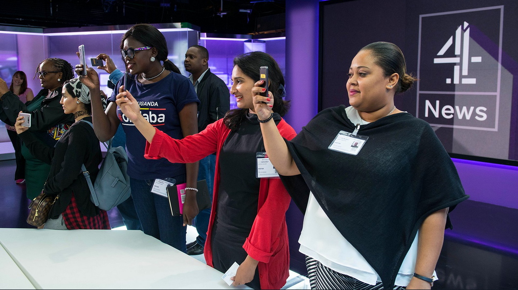 Thomson Foundations' Elizabeth R Media Fund: Commonwealth Digital Obstacle 2019: Media Tech Accelerator (Completely Moneyed to London, UK)