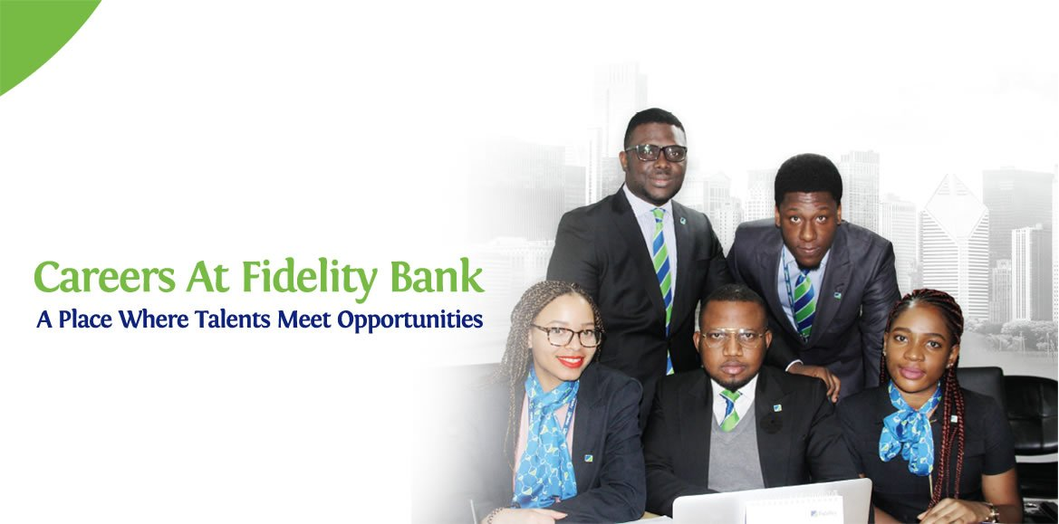 Fidelity Bank Graduate Digital Student Program 2019 for young Nigerian graduates