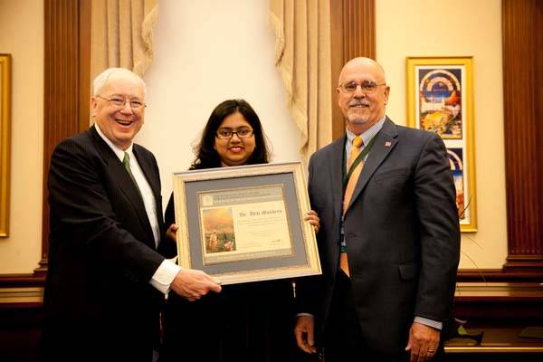 Norman Borlaug Award for Field Research Study and Application 2019 (Approximately $10,000)