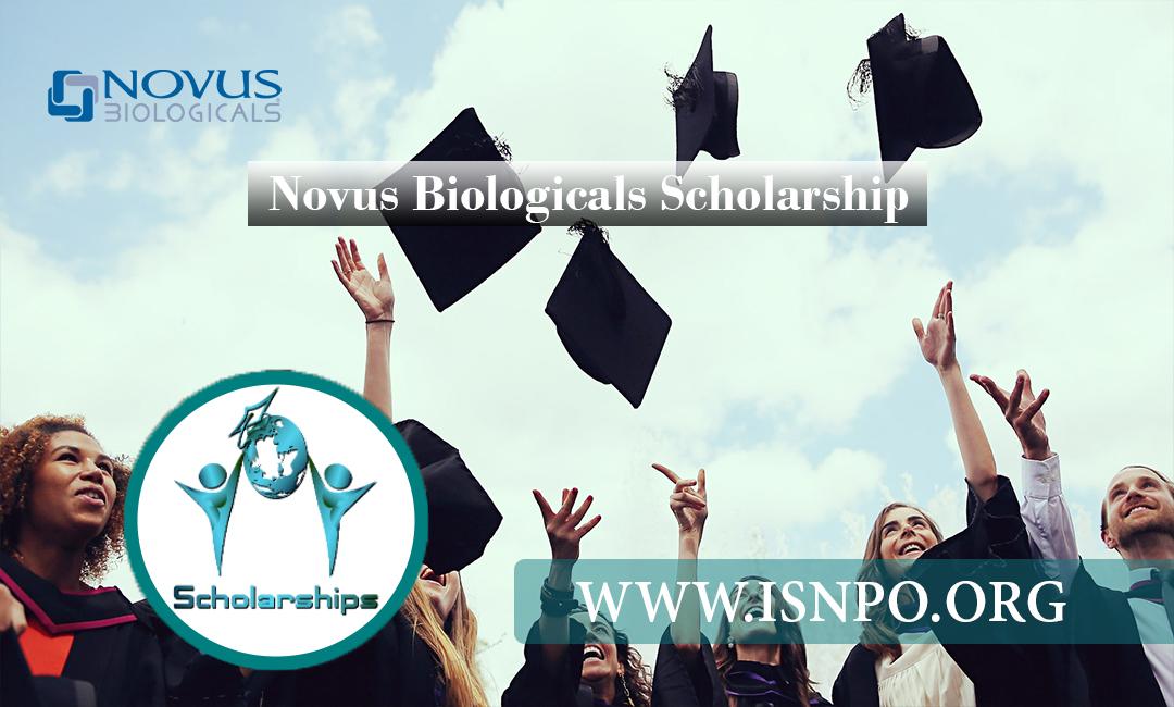 Novus Biologicals Scholarship