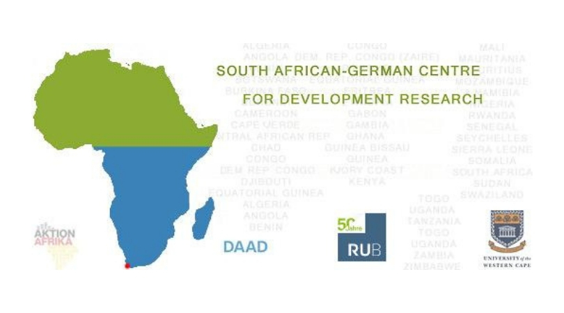 South African-German Centre for Advancement Research Study Scholarships 2019/2020(Moneyed)