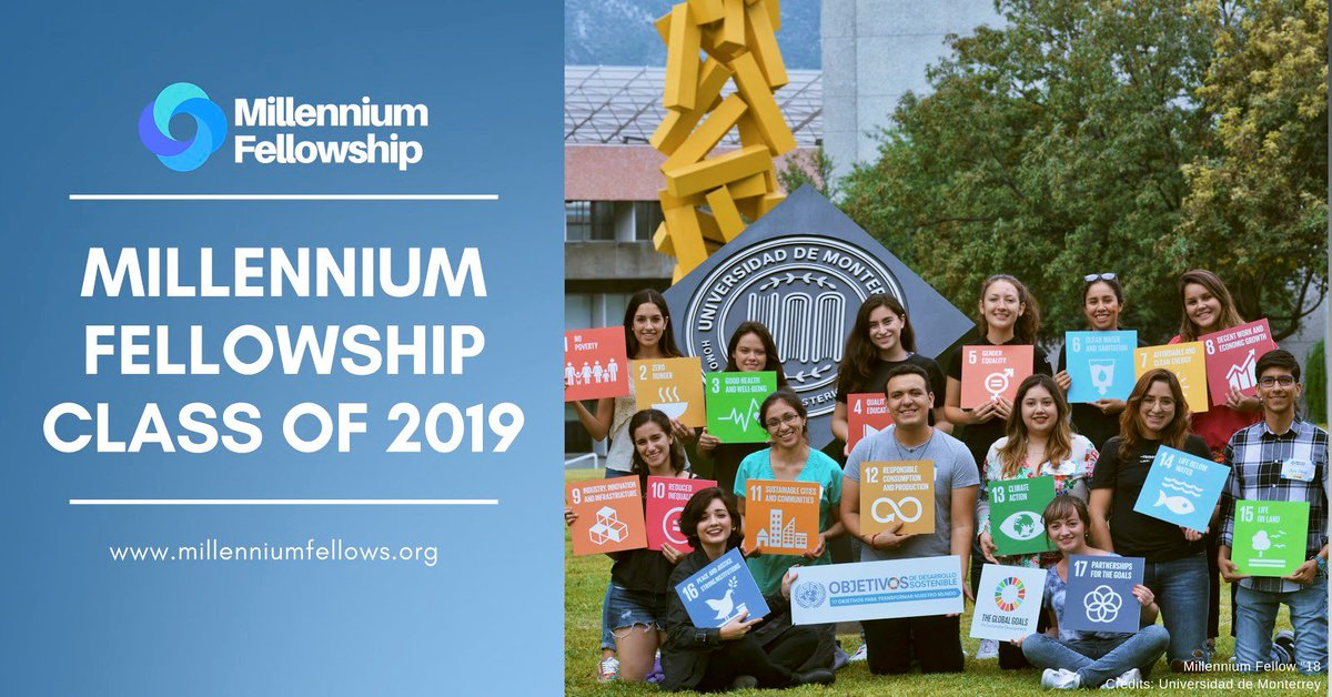 The United Nations Academic Impact/MCN Centuries Fellowship/Oceans Reward2019
