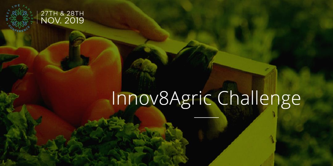 Innov8 Agric Difficulty 2019 for AgriTechnology Business Owners ($ 5,000 reward)