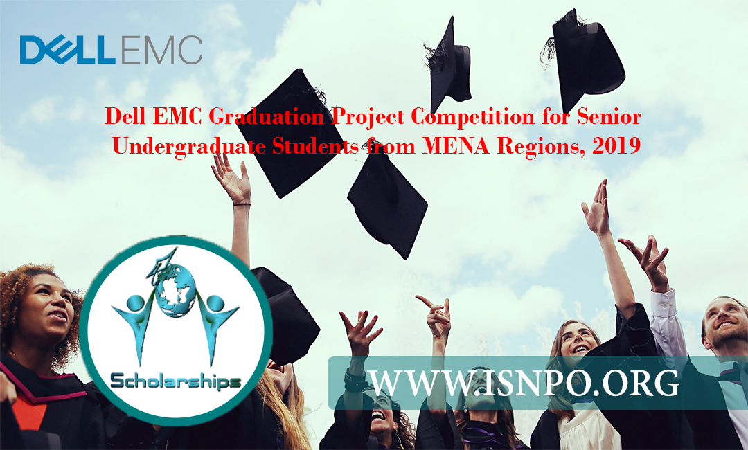 Dell EMC Graduation Task Competitors for Senior Undergraduate Trainees from MENA Regions, 2019