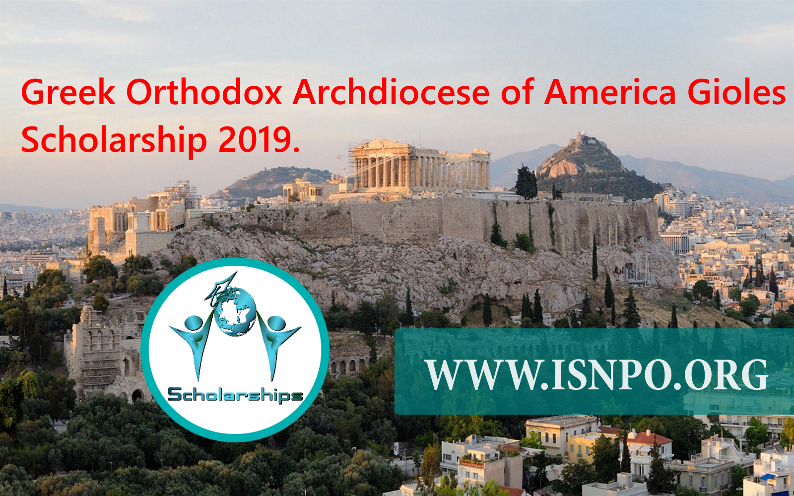 Greek Orthodox Archdiocese of America Gioles Scholarship 2019