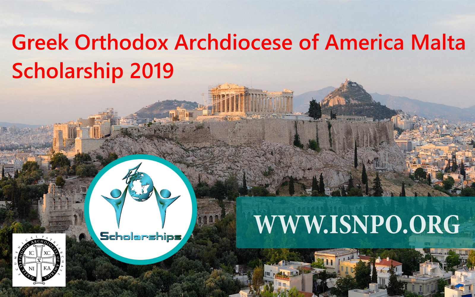 Greek Orthodox Archdiocese of America Malta Scholarship 2019