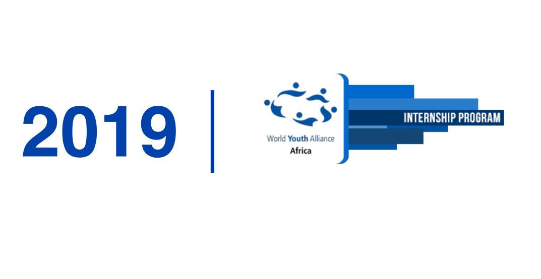 World Youth Alliance Africa 2019 Batch 3 Internship Program for Youth– Nairobi, Kenya.