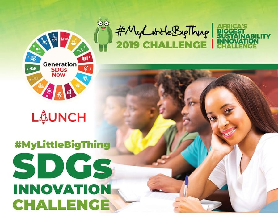 #MyLittleBigThing SDGs Development Difficulty 2019 for Undergrads in East Africa