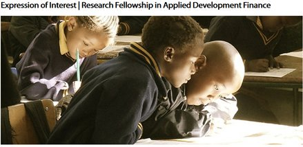 2019 GDN Fellowship in Applied Advancement Financing for young scientists (EUR 15,000 stipend)