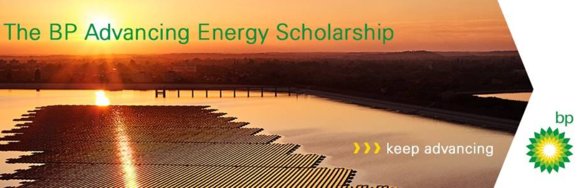 BP Advancing Energy Scholarship: One Young World 2019 (Totally Moneyed to the One Young World Top 2019 in London)