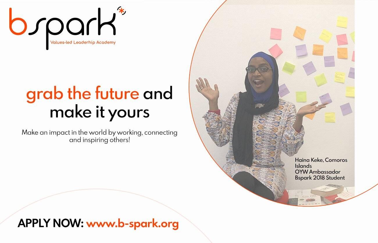 Bspark Worths Led Management Academy Fellowship 2019