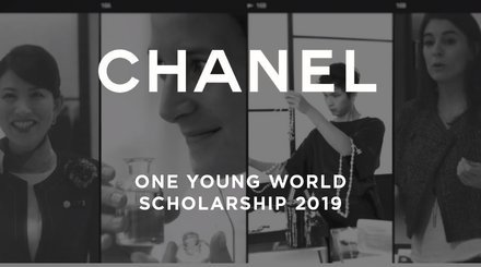 CHANEL One Young World Scholarships 2019 (Completely Moneyed to the One Young World Top 2019 in London)