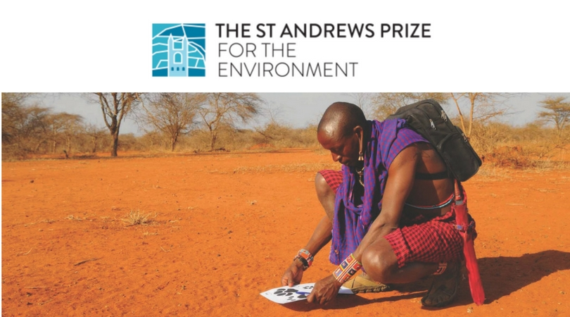 Require Entries: St Andrews Reward for the Environment 2020 (Approximately $100,000 USD)