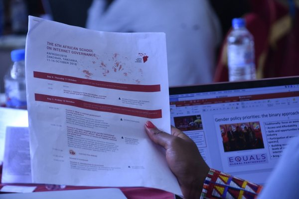 Require Applications: 7th African School on Web Governance (AfriSIG) 2019 (Scholarship offered)