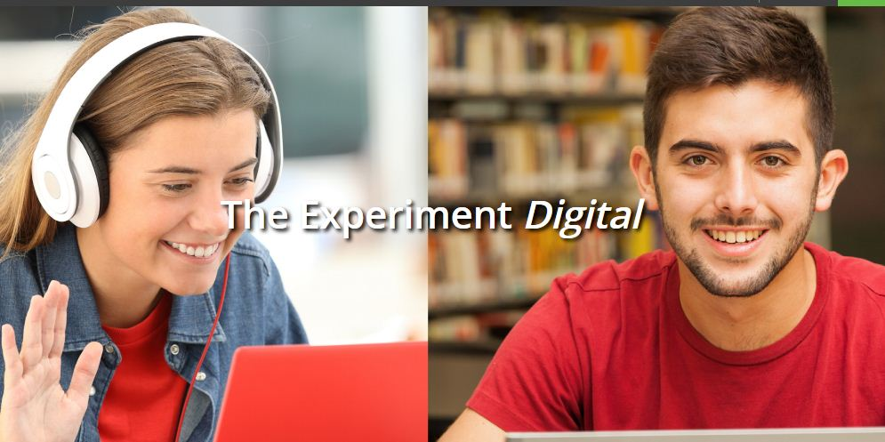 The Experiment Digital Program 2019 for Young Leaders (Fully-funded)