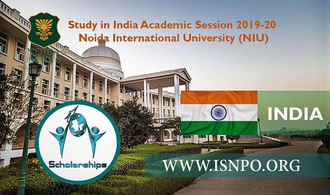 Research Study In India Academic Session 2019-20– Noida International University (NIU)