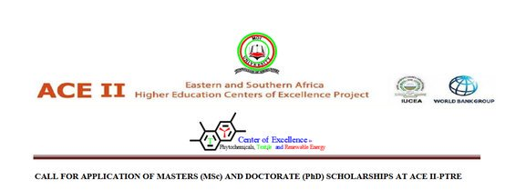 World Bank/Moi University Masters (MSc) & & Doctorate (PhD) Scholarships 2019/2020 for young Africans