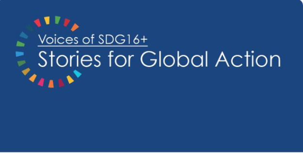 Voices of SDG16+ Stories for Global Action (Totally Moneyed to United Nations High- Level Political Online Forum 2019 in New York City)