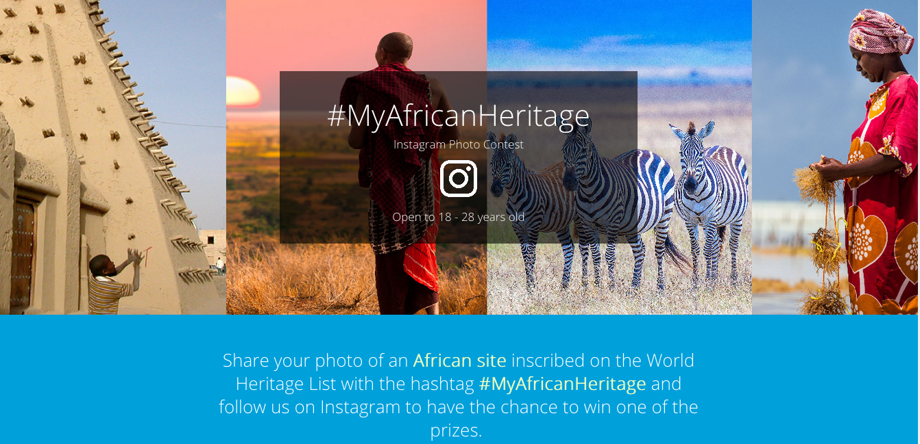 UNESCO African World Heritage Day Instagram picture contest 2019 (Totally Moneyed to World Heritage websites in South Africa)