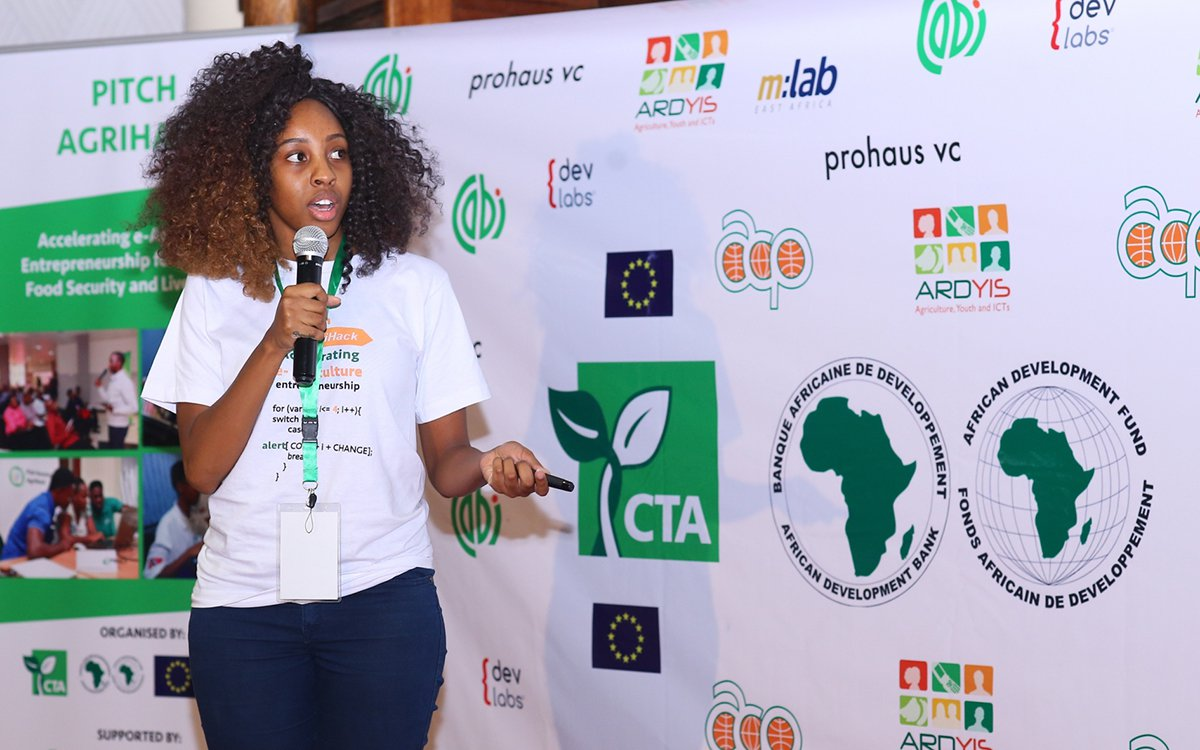 Pitch AgriHack 2019 for Young e-agriculture Start-ups (15,000 Euros in Money)