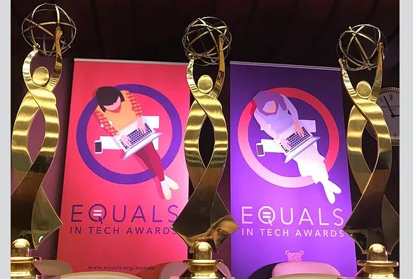 EQUATES TO in Tech Awards 2019 for Tasks that Empower Women and Girls Worldwide