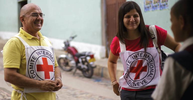 International Committee of the Red Cross (ICRC) Traineeship 2019– Geneva, Switzerland