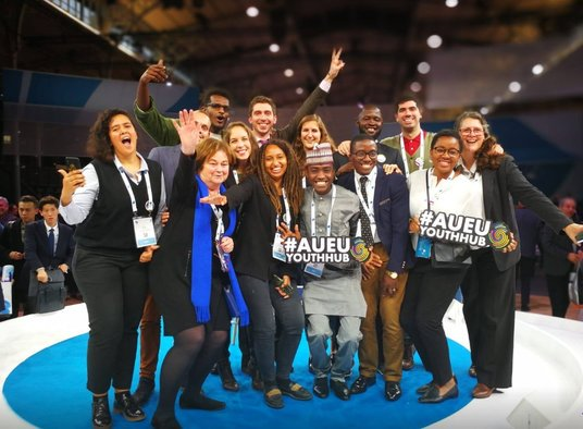 Require Propositions: AU– EU Youth Center Assistance for Civil Society Organisations (Moneyed to Paris Peace Online Forum 2019 in Paris, France)