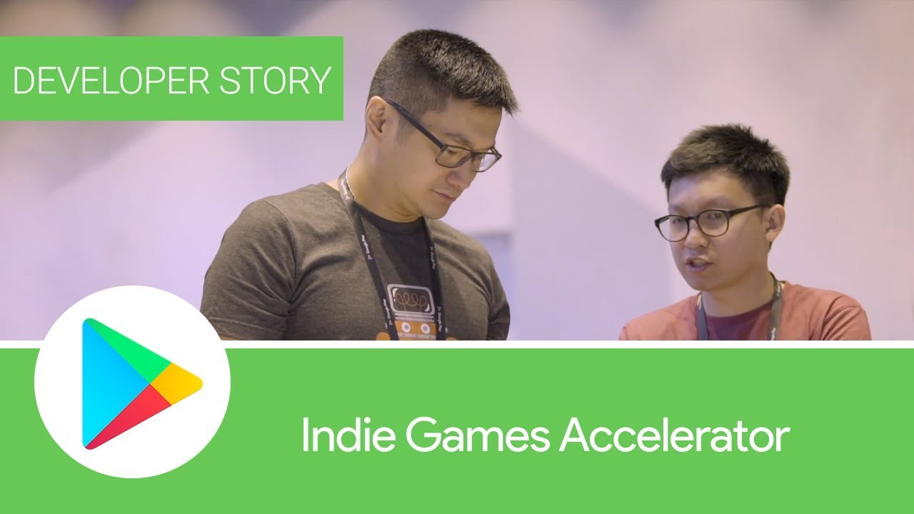 Google Play Indie Games Accelerator Program 2019 (Fully-funded to Google Asia HQ in Singapore)
