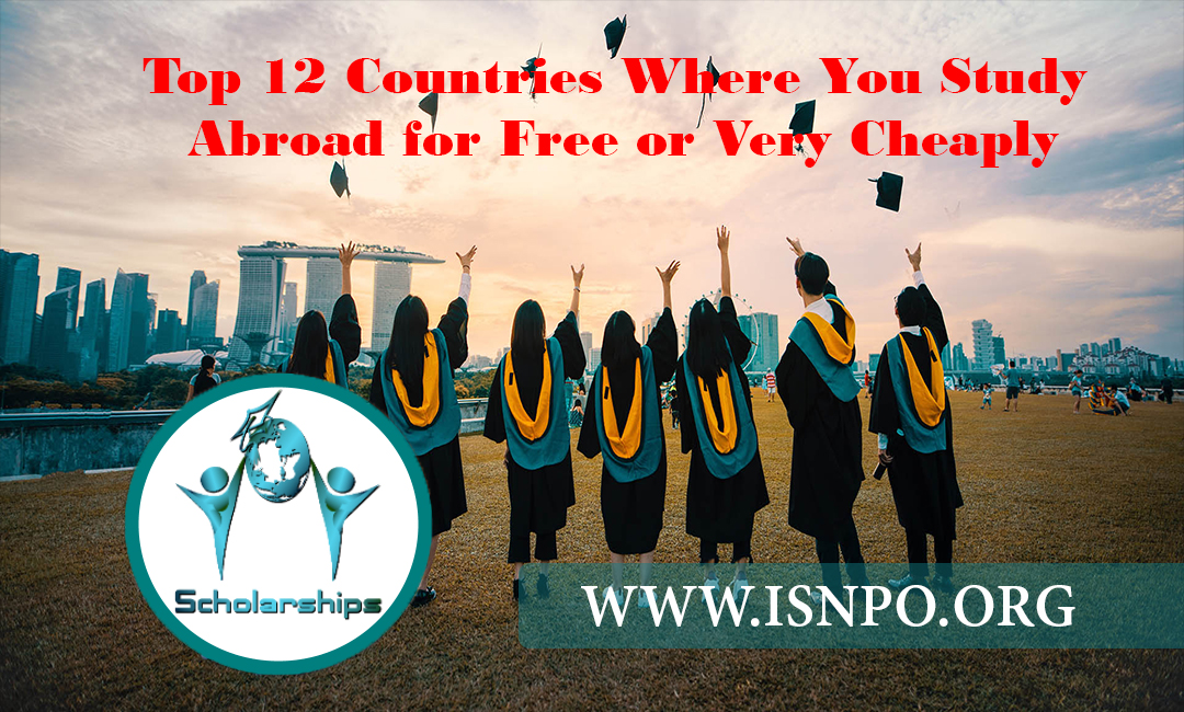 Leading 12 Countries Where You Research Study Abroad free of charge or Really Inexpensively