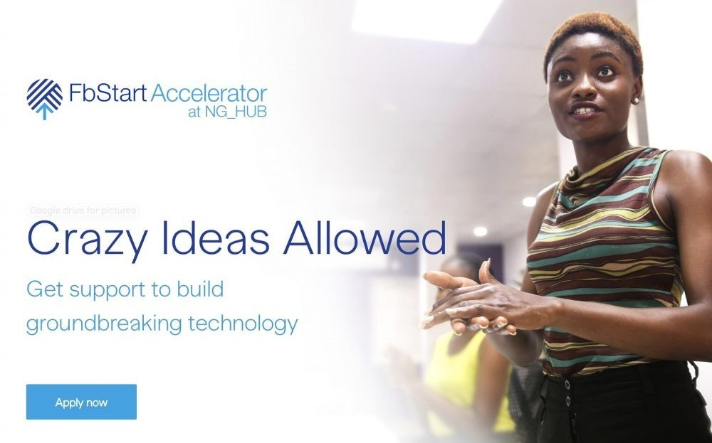 FbStart Accelerator Program 2019 for Trainees and Start-ups (Financing readily available)