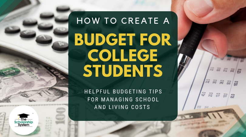 How to Develop a Budget Plan for University Student