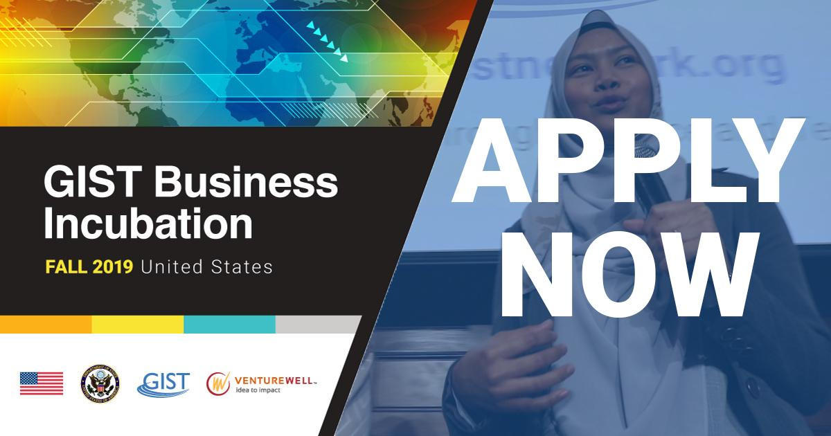 ESSENCE Service Incubation 2019 science and innovation innovators (Fully-funded to the United States)