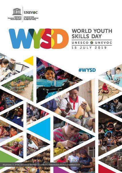 UNESCO-UNEVOC SkillsinAction Picture Competitors 2019