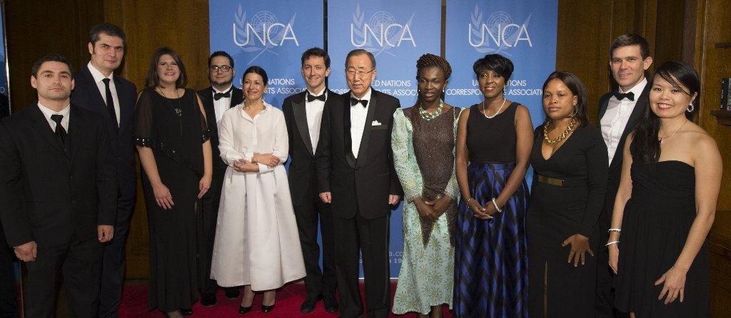 2019 U.N. Correspondents Association Awards for Best Media Protection of the United Nations & & U.N. AGENCIES ($60,000 Reward)