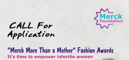Require Applications: Merck More Than a Mom Style Awards 2019