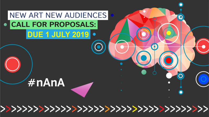 British Council New Art New Audiences 2019 (approximately ₤30,000)