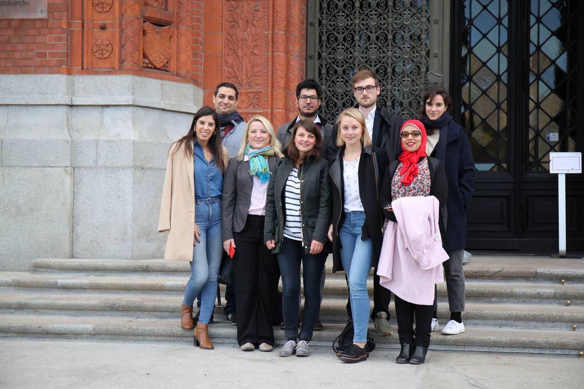 IJP Middle East Fellowship 2019 for Arab and German Reporters (Approximately 4,000 Euros)
