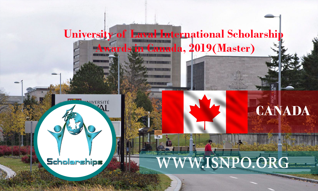 College of Laval Worldwide Scholarship Awards in Canada, 2019