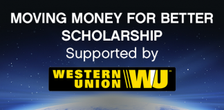 Western Union Moving Cash For Much Better Scholarships 2019 (Totally Moneyed to go to the One Young World Top 2019 in London, UK.)
