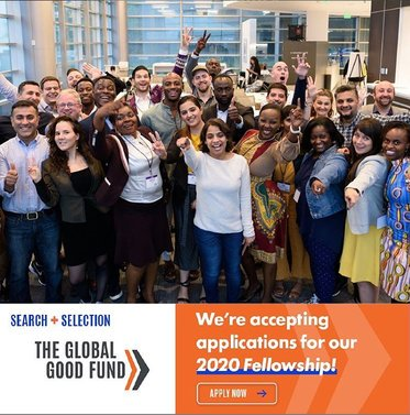 Worldwide Great Fund 2020 Fellowships for young Social Business owners.